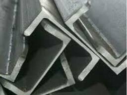 Швеллер горячекатаный № 36 П стальной ДСТУ 3436–96 (ГОСТ. ..