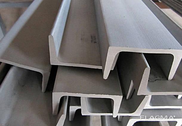 Швеллер горячекатаный ДСТУ 3436-96 ( ГОСТ 8240-97)