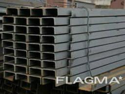 Швеллер ГОСТ 8240 стальной горячекатаный / гнутый. ..