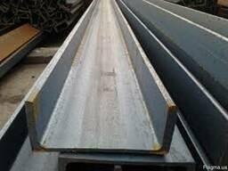 Швеллер алюминиевый (п-образный) ПАС-1779 13х15х1. 5 / ASсер.