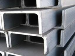 Швелер алюмінієвий, 10х10х1. 5 мм