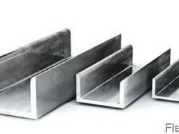 Швеллер стальной низколегированный от производителя