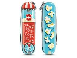 Швейцарский нож Victorinox Classic LE Let It Pop 58 мм 7...