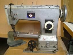 Швейная машина машинка 550 класс, рукавная. Окантовочная.