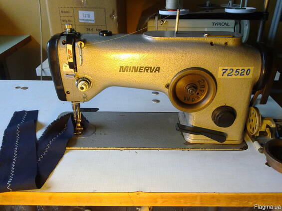 Швейная машина Минерва Minerva 335 / 72520 класс