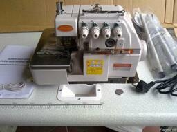 Швейная машина-оверлок Spark-747 Четырехниточный Серво Новый