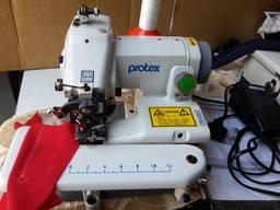Швейная машина подшивочная Protex, машинка