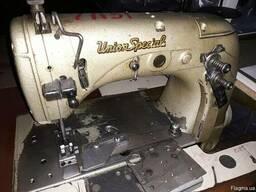 Швейная машинка бесчелночная