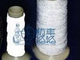 Швейная светоотражающая нить для машинной вышивки купить