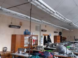 Швейное предприятие в центре Херсона!/часть административно-