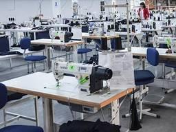 ШВЕЙНЫЙ ЦЕХ / Изготовление одежды / Массовый пошив/Спец одежда