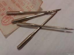 Швейные иглы для промышленной швейной машинки Модель - 0029