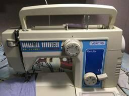 Швейная машина Veritas веритас рукавная новая кожа ткань
