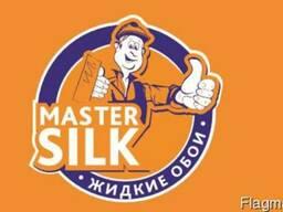 Шёлковая штукатурка Silk Plaster