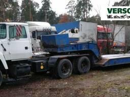 Сидельный тягач FORD L9000 с тралом 25т