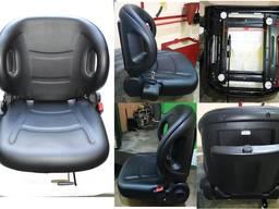 Сиденье, кресло для спецтехники\автопогрузчика\кары