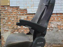 Сиденье кресло водительское автомобильные MAN/ман/манб/у...
