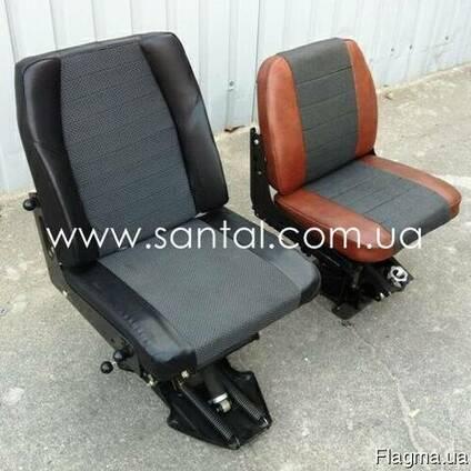Сиденье водителя, остов, подушки сидения КрАЗ, запчасти КрАЗ