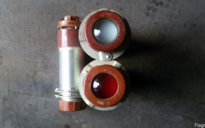 Сигнал световой взрывозащищенный ССВ-15М
