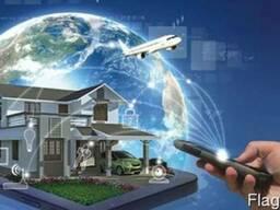Сигнализация дача, гараж, офис, склад, GSM, WI-FI управление