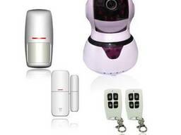 Сигнализация Видеокамера Wi-Fi IP WPC1-HD для дома офиса маг