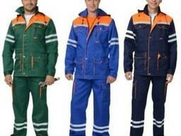 Сигнальная спецодежда, одежда для дорожных служб