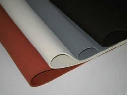 Силикон листовой резина 1, 2, 3, 4, 5, 6, 8, 10 мм