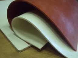 Техпластина силиконовая - резины рулонные