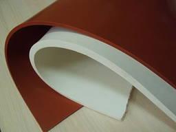 Силиконовая резина толщ. 1 мм шир. 1500 мм