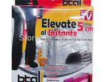 Силиконовые стельки под пятку для увеличения роста Elevate Al Instante - подпяточник - фото 5