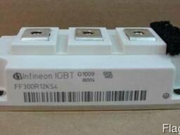 Силовой IGBT модуль (FF300R12KS4)