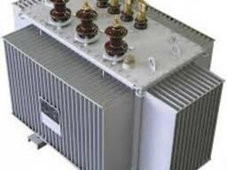 Силовой трансформатор ТМ10, 25,40,63,100,160 кВа 10(6)кв.