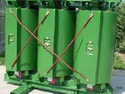 Силовые сухие трансформаторы c литой изоляцией Sirmet EletSi