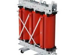 Силовые трансформаторы 100 10/0,4 Dyn11 IP00