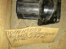 Силовые вилки панельные ВП-40-4В1К