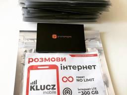 Сим Карты KLUCZ mobile (Активированые)