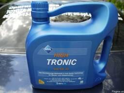 Синтетическое моторное масло Aral High Tronic 5W-40, 4л(EU)