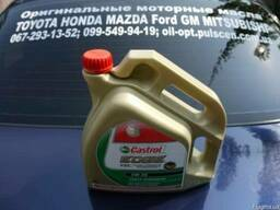 Синтетическое моторное масло Castrol EDGE FST 5w-30, 4л (EU)