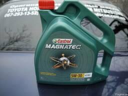 Синтетическое моторное масло Castrol Magnatec 5w-30 A3/B4,4л