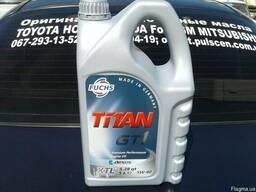 Синтетическое моторное масло Fuchs Titan GT1 SAE 5W-40, 4л