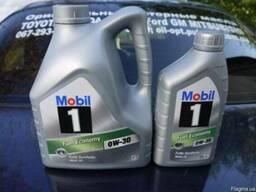 Синтетическое моторное масло MOBIL Fuel Economy SAE 0w-30,4л