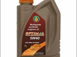 Синтетическое моторное масло Optimal 5W40