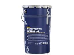 Синяя смазка высокотемпературная Mannol LC-2 4, 5 кг