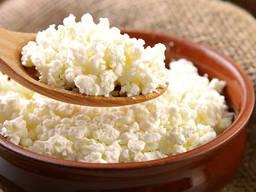 Сир кисломолочний натуральний 9% ГОСТ (власного виробництва)