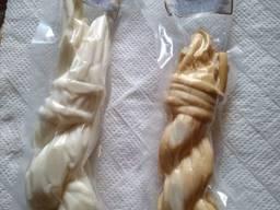 Сир сулугуні косичка, паличка, нитка, обрізь, фігурний