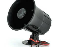 Сирена ES-626 YOSO 110дБ, 15 Вт, 6-12 В (110*110*113) 0, 26 кг