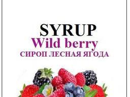 Сироп Jolly Jocker Лесная Ягода Wild Berry