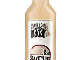 Сироп Sweet Madam, кокос, 0. 7 л