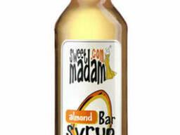 Сироп Sweet Madam, миндаль, 0. 7 л
