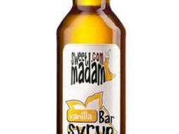 Сироп Sweet Madam, ваниль, 0. 7 л
